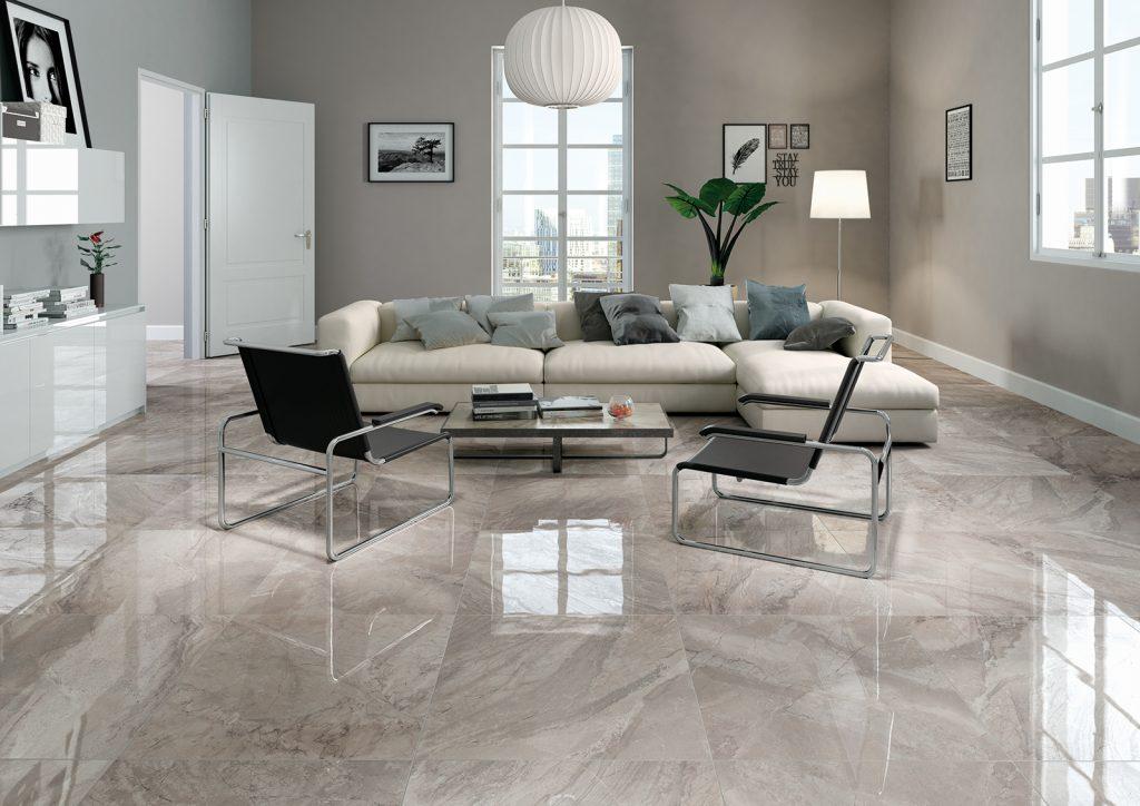 Witte Plavuizen Woonkamer : Witte keramische vloer woonkamer ecosia